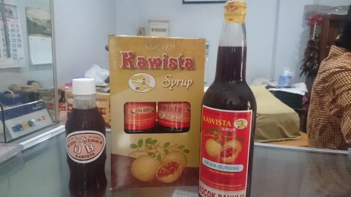Sirup Kawista, Minuman Segar dan Legit Khas Rembang