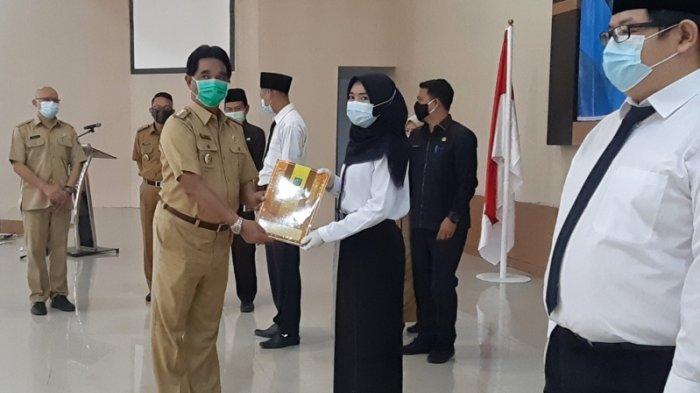 Bupati Belitung Timur Ingatkan CPNS, Minta Pindah Berarti Mengundurkan Diri