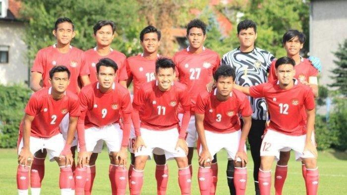 Timnas U-19 Indonesia Makin Garang DilatihShin Tae-yong, Lima Laga Terakhir Tak Terkalahkan