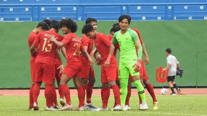 Jadwal Timnas U-19 Indonesia di Babak Kualifikasi Piala Asia U-19 2020