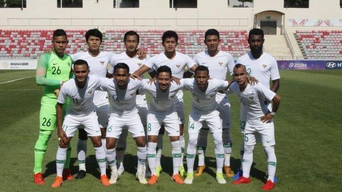 Kualifikasi Piala Dunia 2020, Timnas Indonesia Masuk Pot 5