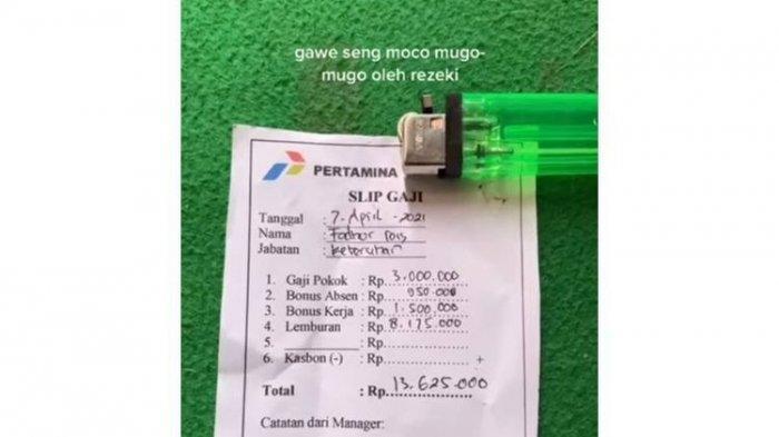 Gaji Petugas Kebersihan Pertamina Rp 13,6 Juta, Netizen Panik, Benarkah Ini Penjelasan Pertamina