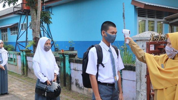 Laporan Kemendikbud, Bangka Belitung Sudah Siap Belajar Tatap Muka, Dirjen: Tapi Tidak 100 Persen