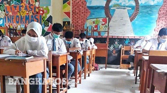 21 Pelajar SMAN 1 Tanjungpandan Lolos SNMPTN, Banyak Pilih Kuliah di Pulau Jawa