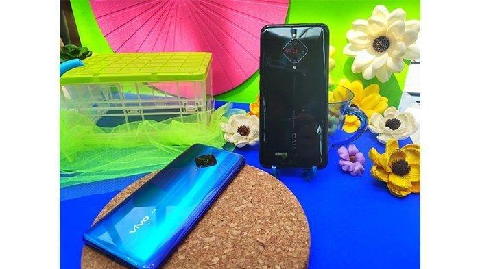 Vivo S1 Pro Hadir dengan Kamera Belah Ketupat, Berikut Spek dan Harganya