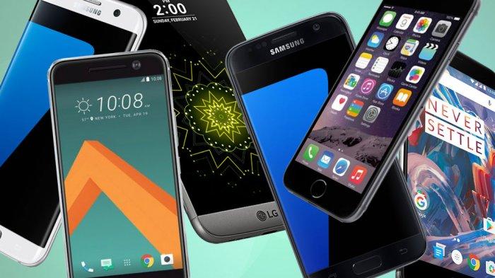 Samsung yang Jadi Jawara, Inilah Daftar 10 Ponsel Teratas Minggu Ini