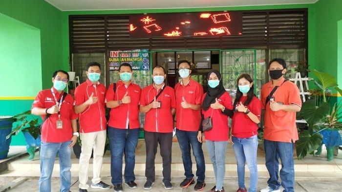 Telkomsel Berikan Kuota Data 10 Gigabit Bagi Siswa di Bangka Belitung