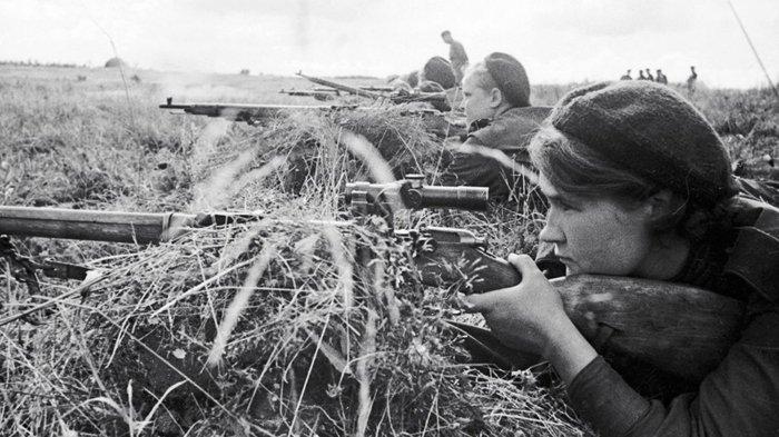 Sniper-sniper Paling Mematikan di Dunia, Jarak 2,5 Km Bisa Head Shot, Satunya Sniper dari TNI