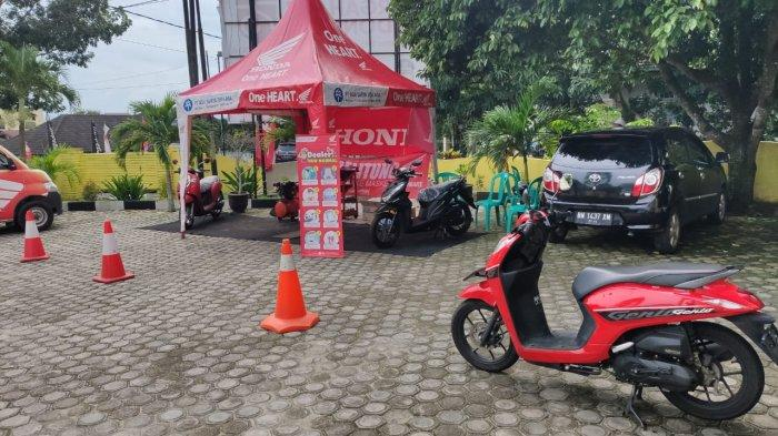 Event Join Instansi Honda ASP Belitung Bersama Dinas Pendidikan & Kebudayaan
