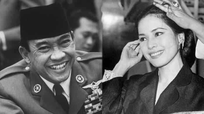 Kisah Asmara Soekarno, Sebelum Meninggal Minta Dikuburkan Satu Lubang dengan Wanita Ini