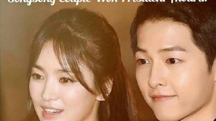 Berat Badan Song Hye Kyo Turun 5 Kilogram, Cincin Nikah Sudah Tak Muat Lagi, Song Joong Ki Menyesal