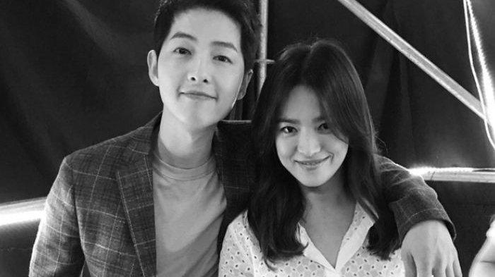 Usai Bercerai dengan Song Hye Kyo, Song Joong Ki Kabarnya Stres hingga Rambutnya Rontok Parah!