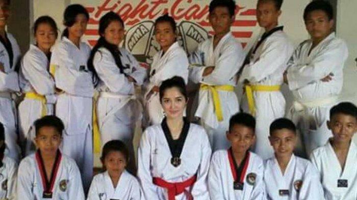 Putri Indonesia 2018 Sonia Fergina Sangat Menyukai Taekwondo, Ini Alasannya