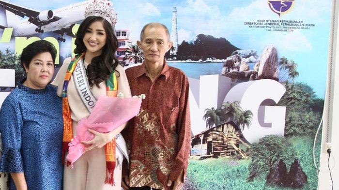 Intip Persiapan Sonia Fergina Citra Ikuti Kompetisi Ratu Sejagad Miss Universe 2018
