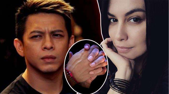 Sophia Latjuba Genggam Tangan Ariel Noah, Benda Ini Jadi Fokus Netizen