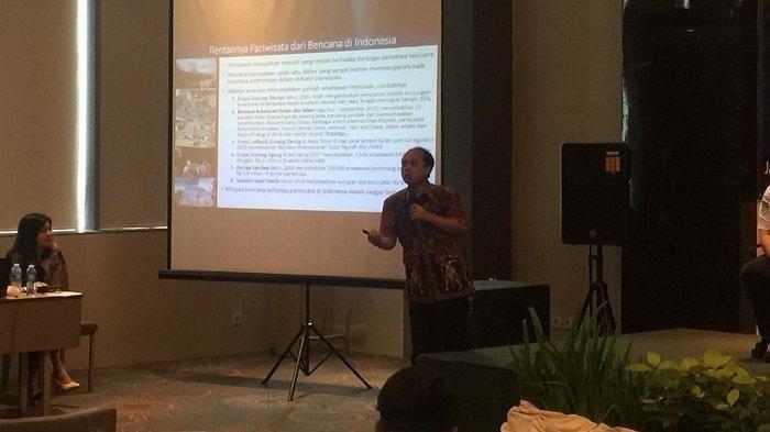 BNPB Imbau Mitigasi Bencana Menjadi Prioritas Bagi Daerah Wisata