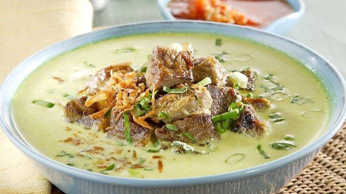 Soto Daging Bakar Menu Makan Malam Istimewa yang Bikin Keluarga Betah di Meja Makan