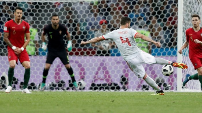 Poin Serta Selisih Gol Antara Spanyol dan Portugal Sama, Siapa Pemuncak Klasemen Grup B?