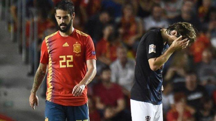 Asensio Jadi Bintang Lapangan Usai Bawa Spanyol Gunduli Kroasia 6 Gol Tanpa Balas