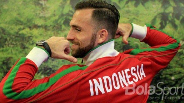 Ilija Spasojevic Anggap Penundaan Jadwal Kompetisi adalah Hal Biasa di Indonesia