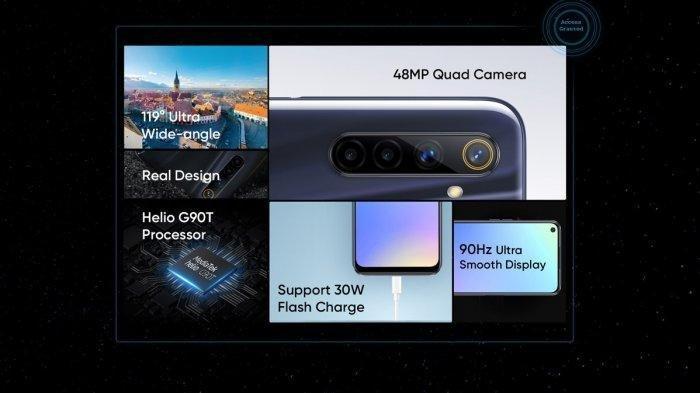 Spesifikasi realme dan Alasan Meluncurkan Smartphone Narzo, Harga Rp 2 Jutaan Ini Keunggulannya