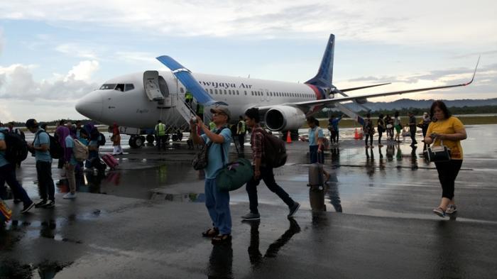 Mulai Hari Ini Tiket Pesawat Turun 50 persen, Cek Maskapai Apa Saja dan Jam Keberangkatannya