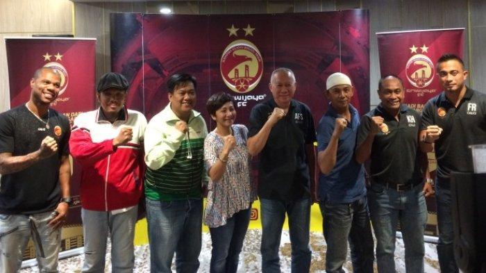 Sriwijaya FC Andalkan 23 Pemain di Putaran Satu Liga 2