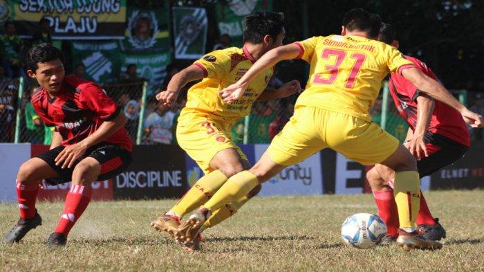 Pelatih Sriwijaya FC Kritik Lapangan Bola Sungailiat Usai Bantai PS Bangka Selection 4 Gol