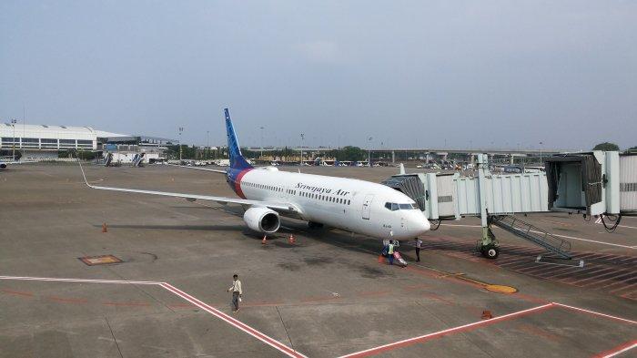 HUT ke-14, Sriwijaya Air Group Tebar Diskon 14 Persen