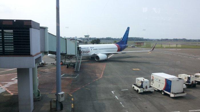 Sriwijaya Air Group Buka Penerbangan Jakarta - Ketapang PP
