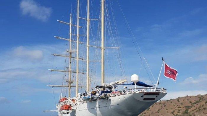Kapal Pesiar Berbendera Malta Kunjungi Batam dan Bakal Singgahi Babel