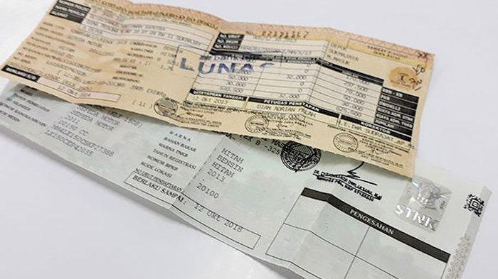 Jangan Sampai STNK Dihapus Karena Telat Bayar Pajak 2 Tahun, Buruan ke Kantor Samsat, Ada Pemutihan