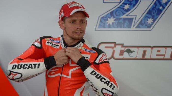Ternyata, Stoner Ragukan Kemampuan Lorenzo di Ducati