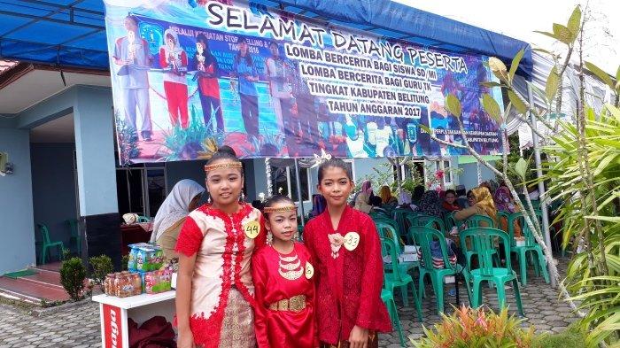Lestarikan Budaya Lokal Lalui Cerita Rakyat, Dinas Kearsipan dan Perpustakaan Gelar Story Telling - story-telling_20170405_093117.jpg