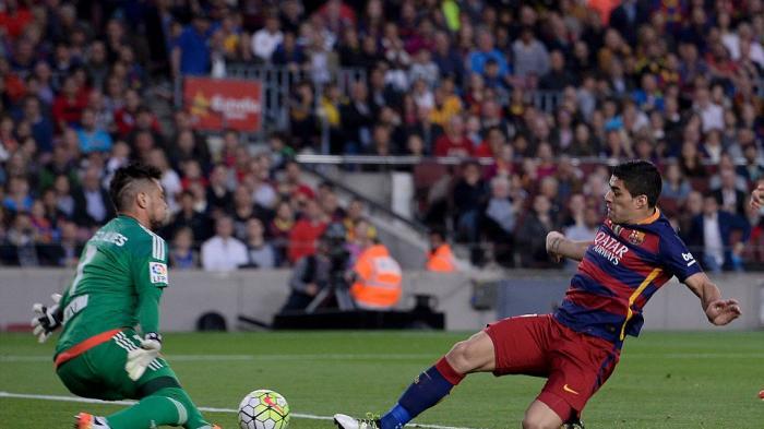 Barcelona Kembali Telan Kekalahan Saat Melawan Valencia