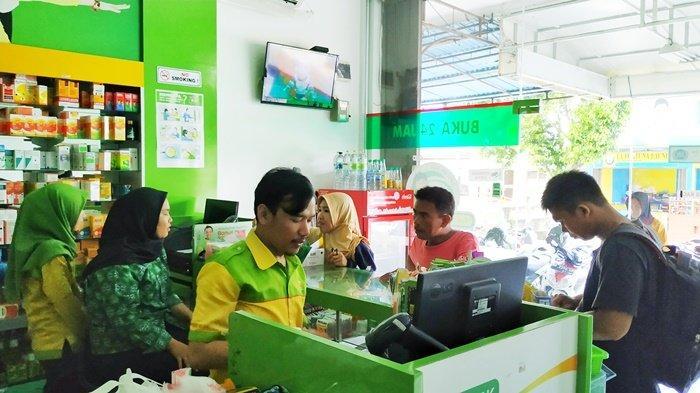 Stok Masker Belitung Kosong, Sudah Langka Sejak Januari