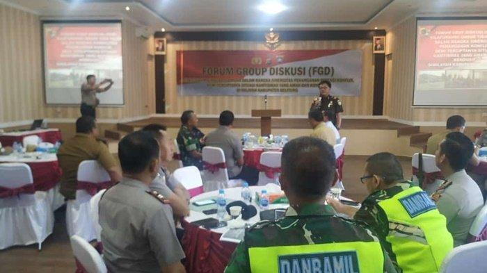 Persoalan Tumpang Tindih Lahan Jadi Potensi Konflik Paling Rawan di Kabupaten Belitung