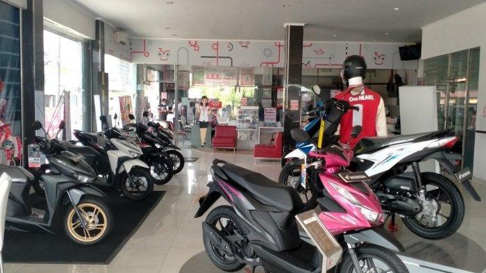 Harga Timah Melambung Penjualan Motor di Belitung Timur Laris Manis Meski lagi Pandemi Covid-19