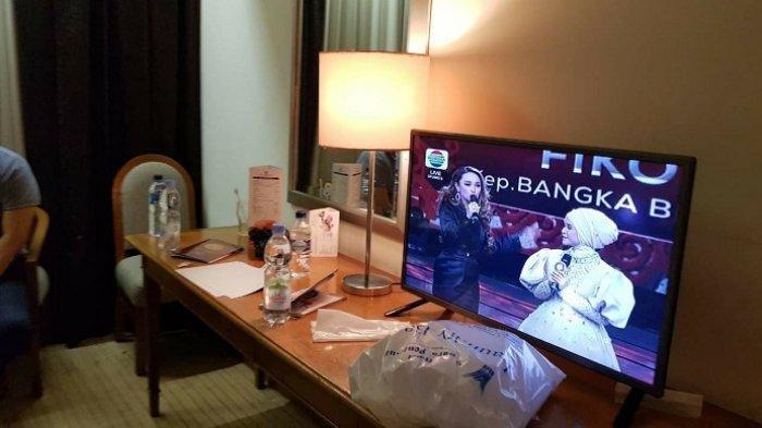 Foto-foto Diduga Kamar Hotel Tempat Andi Arief Ditangkap, Kloset Terpaksa Dicabut