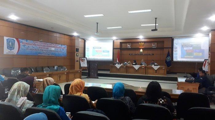 Ita Wahyuni: Setelah Kritiki Pelayanan Publik, Harus Sampaikan Saran Kepada Dukcapil Belitung
