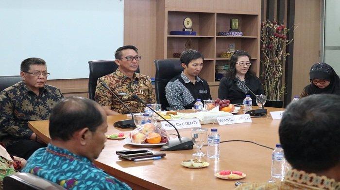 Bahas Perundang-Undangan, JICA Kunjungi Belitung Timur