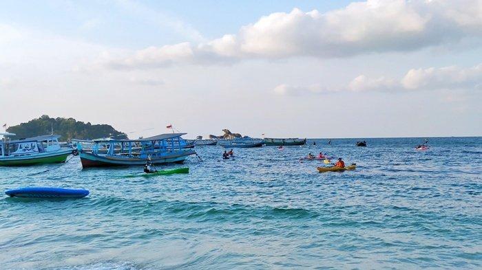 Rundown Acara Stand Up Paddle And Kayak Marathon Belitung 2019