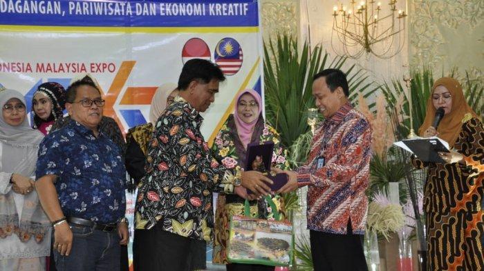 Belitung Timur Menyabet Juara 1 Stan Terbaik IMEX 2019