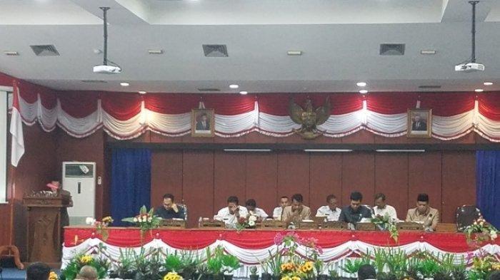 Hari Ini DPRD Kabupaten Belitung Lakukan Paripurna ke IV, Ini Agendanya
