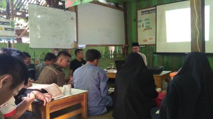 Fasilitator SABB Dilatih Belajar Al Quran Menggunakan Metode Itqan