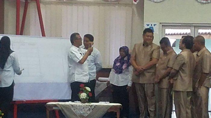 Paripurna DPRD Kabupaten Belitung Hari Ini, Langsung Disambung Paripurna AKD, Berikut Nama - Nama