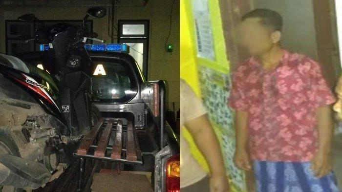 Waduh Pak Kades Ketahuan Sembunyi di Plafon Kamar Mandi saat Digerebek di Rumah Istri Orang