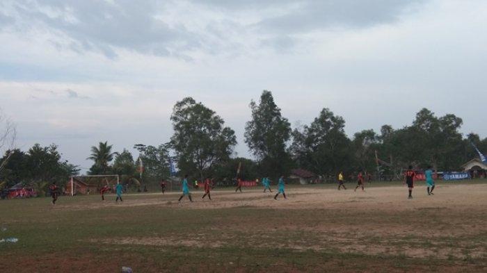 Membalong 1 Menang 2-0 Atas Selat Nasik 1 Dalam Lanjutan Turnamen Bupati Cup