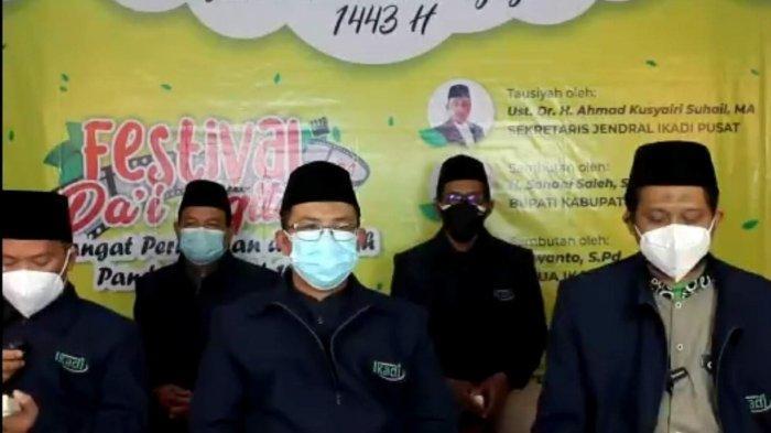 Puncak Acara Festival Dai Digital Ikadi Belitung, Media Dai Berkarya dan Berdakwah