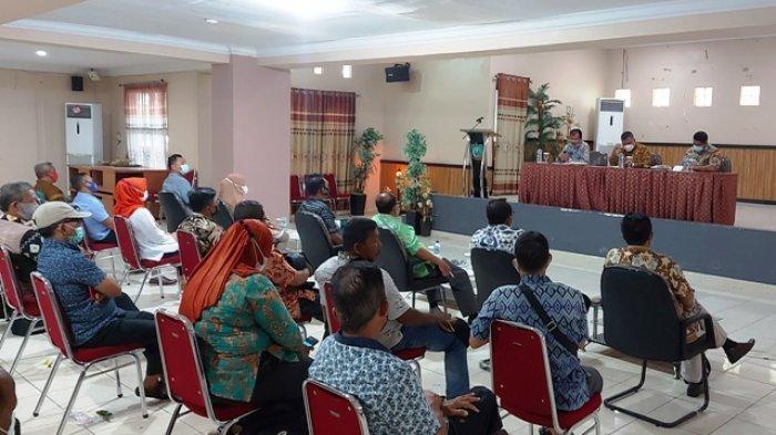 Covid-19 di Belitung Timur Tembus 500 Kasus, Ini Respon Bupati Burhanudin